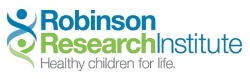 robinson research institute logo